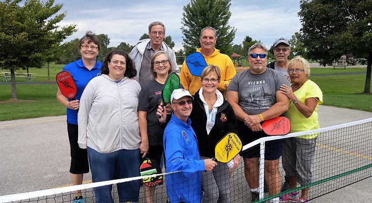 "Survive, Thrive & Be Fit ""Pickleball Play""!"