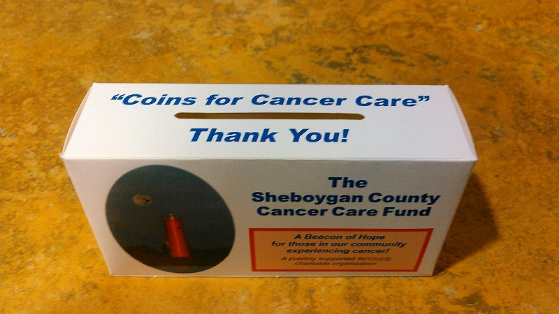 """Coins for Cancer Care"" to Benefit the Cancer Care Fund!"