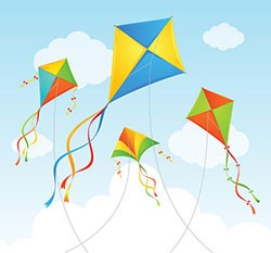 """Great Heights with Delightful Kites"" (and Much More) at the Christopher Farm & Gardens – Sundays, September 20th & October 25th!"
