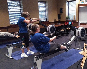 ST&BF Indoor Row Group Kicks Off 2019/20 Season with Record-Breaking Month!