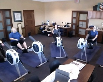 ST&BF Indoor Row Group (IRG) Gives Back to the Cancer Care Fund Update!