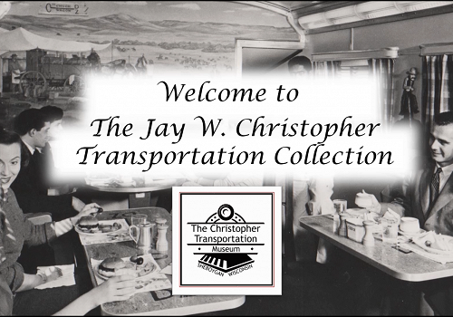 ST&BF at the Christopher Farm & Gardens (March - The Jay W. Christopher Transportation Museum & Nature Center)